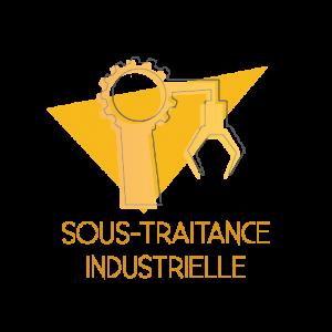 Logo activité sous-traitance industrielle